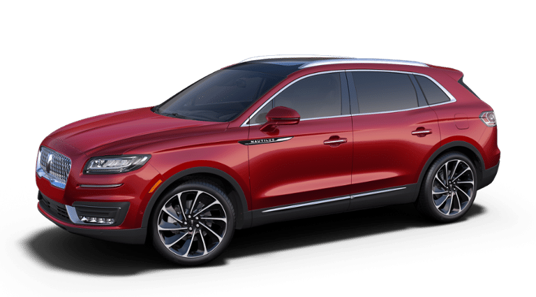 New 2020 Lincoln Nautilus Reserve Crossover for sale in Austin TX